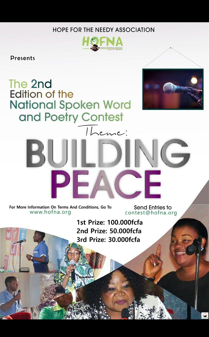 2nd Edition of the National Spoken Word and Poetry Contest